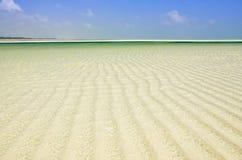 Sandbank Shoal Royalty Free Stock Photo