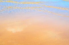 Sandbank Royalty Free Stock Images