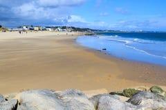 Sandbanks Dorset Stock Photography