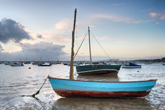 Sandbanks in Poole Stock Photography