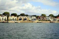 Sandbanks, Poole, Dorset. Stock Photography