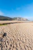 Sandbar Stock Photo