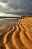 SandBeach Royalty-vrije Stock Afbeeldingen