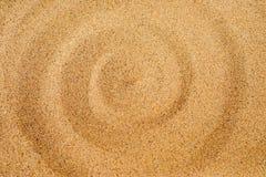Sandbeschaffenheit, nahtlos. Stockbilder
