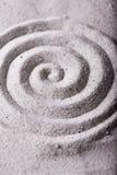 Sandbeschaffenheiten Stockfotos
