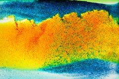 Sandbild 5 Arkivbilder