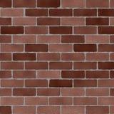 Sandblasted Backsteinmauer Lizenzfreie Stockfotografie