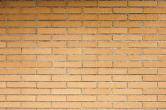 Sandblasted brick wall Stock Image