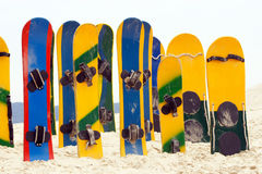 Sandboards Stock Images