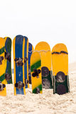 Sandboards Royalty Free Stock Photography