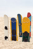 Sandboards Royalty Free Stock Images