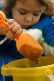 sandbox παιδικών χαρών διασκέδα&sigma Στοκ εικόνες με δικαίωμα ελεύθερης χρήσης