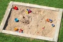 sandbox Imagem de Stock Royalty Free