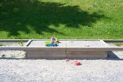 sandbox Foto de archivo