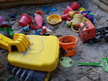 sandbox Stockfotografie