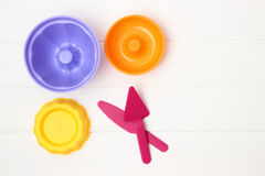 Sandbox for kids Royalty Free Stock Image