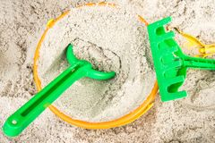 Sandbox Stock Photography