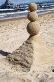 Sandburg stockbild