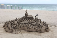 Beach Island Stock Photography