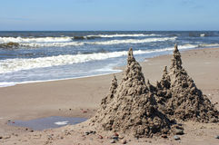 Sandcastle Stock Photography