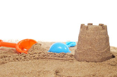 Free Sandcastle Royalty Free Stock Image - 24284966