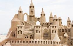 Sandcastle fotos de stock royalty free