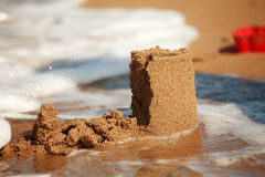 Sandcastle Stock Images