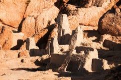 sandcastle Fotografía de archivo libre de regalías