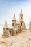 sandcastle Royalty-vrije Stock Foto's