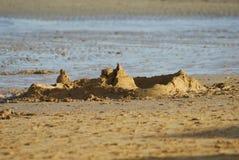 sandcastle Стоковое Фото