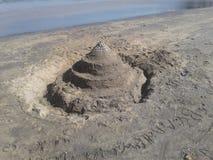 sandcastle Arkivbilder