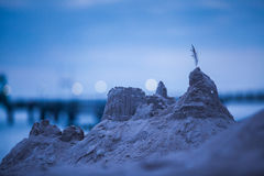Sandcastle Royalty Free Stock Photos