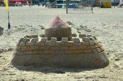 Sandcastle Stock Photography