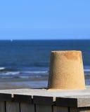 Sandcastle-/Sandslott Royaltyfri Bild