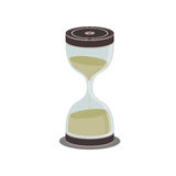 Sandclock Hourglass and Time Stock Photos