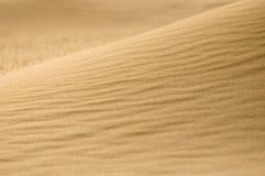 Sanddüne Lizenzfreies Stockbild