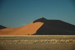 Sanddüne stockfotografie