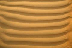 Sanddüne, Abu Dhabi Desert Lizenzfreie Stockfotos