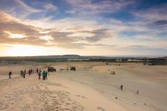 Sanddüne Vietnam Lizenzfreies Stockbild