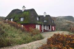 Sanddünen in Blokhus Dänemark Lizenzfreies Stockfoto