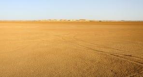 Sanddünen, Hamada du Draa, Marokko. Stockfoto