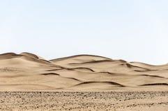 Sanddünen, Marokko Stockfotos