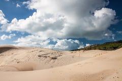 Sanddunes of Bolonia. Andalusia, Spain Stock Photo