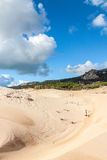 Sanddunes of Bolonia Stock Photo
