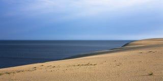 Sanddyner royaltyfri foto