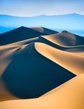 Sanddyner royaltyfri fotografi