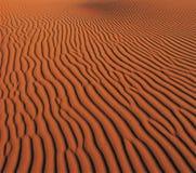 Sande der Wüste stockbilder