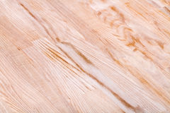 Sanded ashwood furniture board Stock Photography