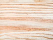 Sanded and oiled ashwood plank Stock Image
