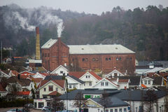 Sandefjord, Norvegia Fotografie Stock
